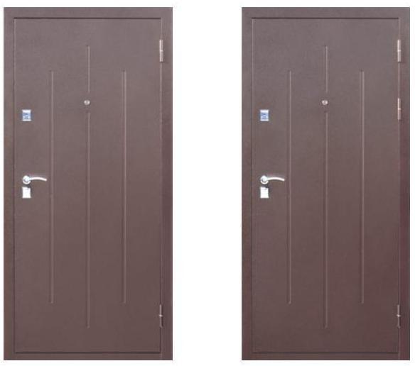 Дверь входная Стройгост 7- 2