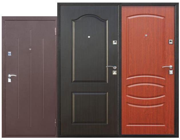 Дверь входная Стройгост 7- 2 Венге, Итальянский орех